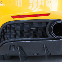 Tailpipe Vents Upgrade Set