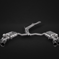 Capristo Sports Exhaust for the 8W/B9 Audi RS4