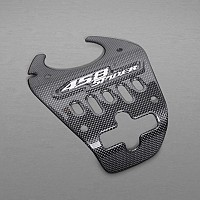 Lock Cover in Carbon Fibre (Spider)