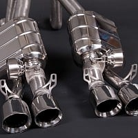 Capristo Sports Exhaust (C6 Z06)