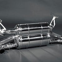 Capristo Sports Exhaust without Valves