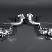 Capristo Sports Exhaust