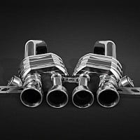 Capristo Sports Exhaust (C7 Z06)