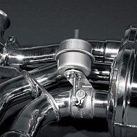 Capristo Sports Exhaust with Valves