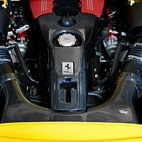 Airbox & Lock Cover (Carbon)