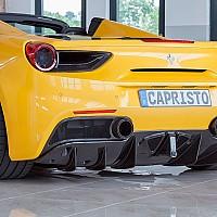 Rear Diffuser (Carbon)