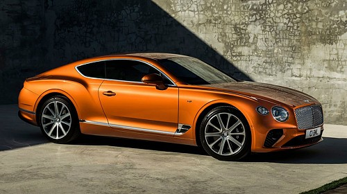 Continental GT (2018+)