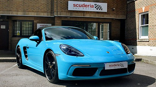 718 Boxster/Cayman