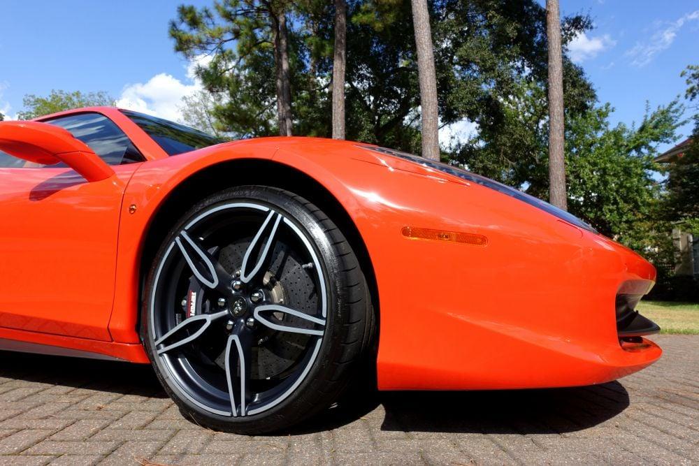 Genuine Ferrari 458 Speciale Aperta/Speciale Wheels