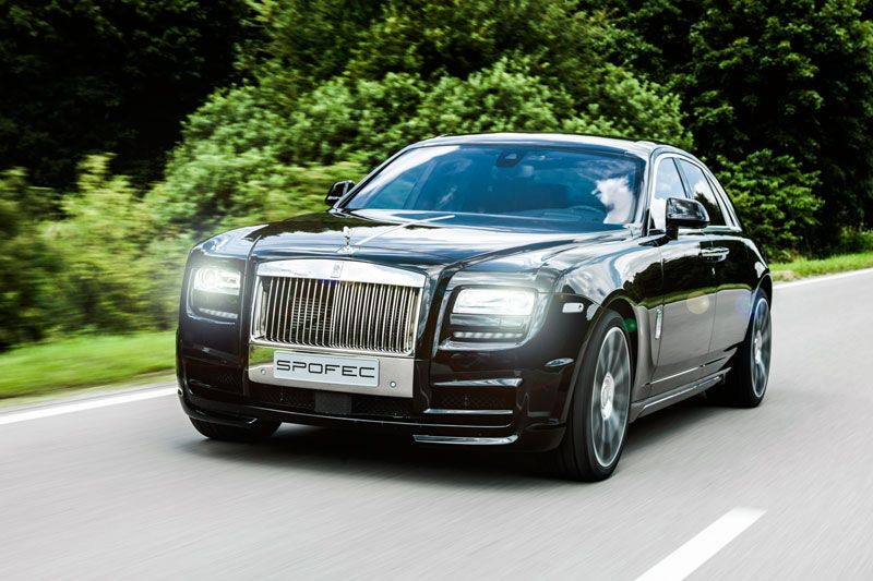 SPOFEC – the new Rolls Royce tuning programme by Novitec