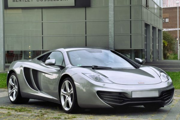 McLaren MP4-12C Carbon Fibre Upgrade Package