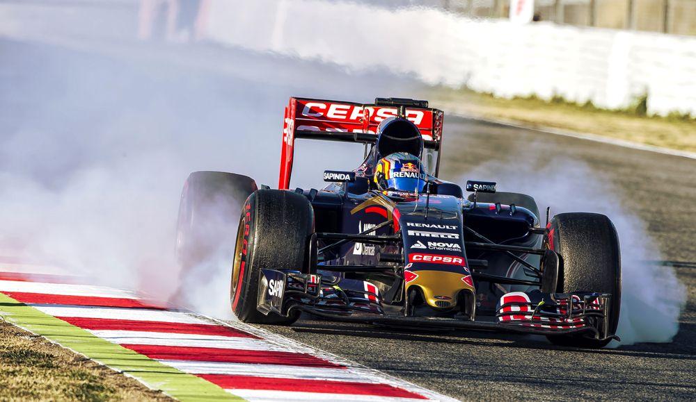Number 55, Carlos Sainz Jr impressed at his home Grand Prix