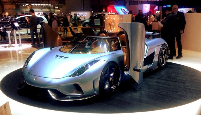 Five of the most exciting cars from Geneva Motor Show 2015