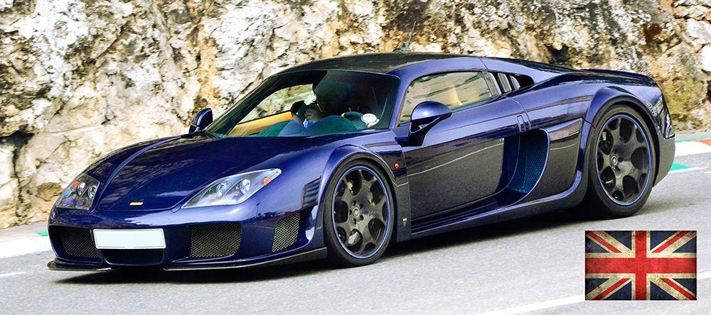 The Noble M600 Carbon Sport