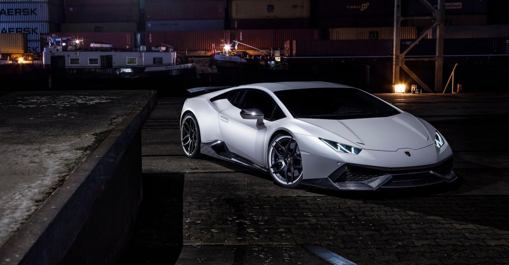 Novitec upgrades for Lamborghini Huracan available from Scuderia Car Parts