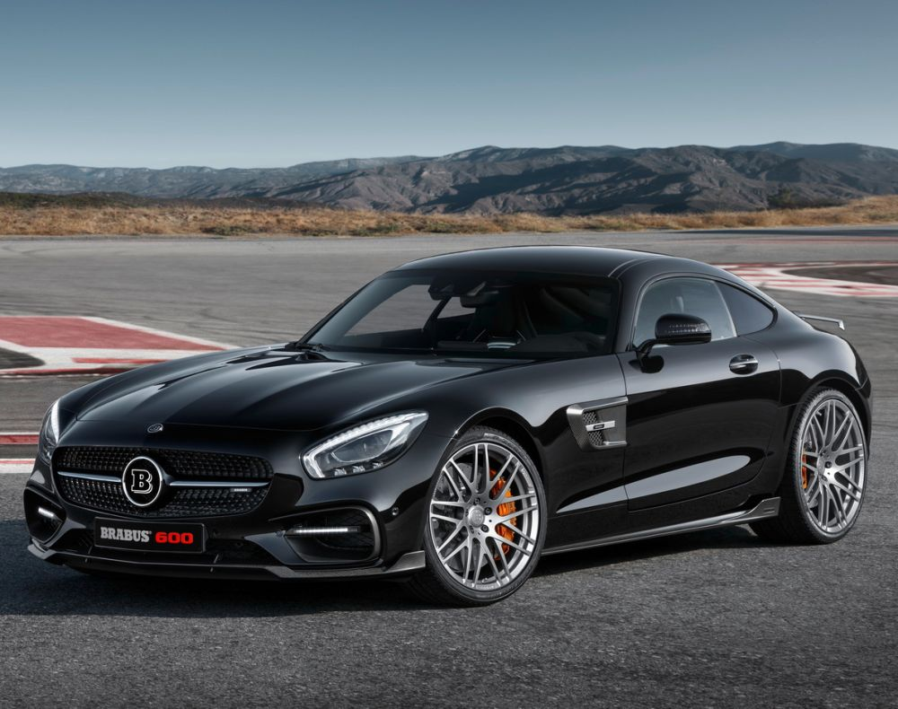 the mercedes amg gts gets a brabus makeover scuderia car parts. Black Bedroom Furniture Sets. Home Design Ideas