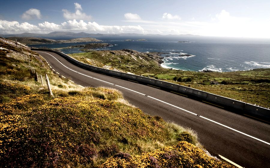 Top Driving Roads in Ireland
