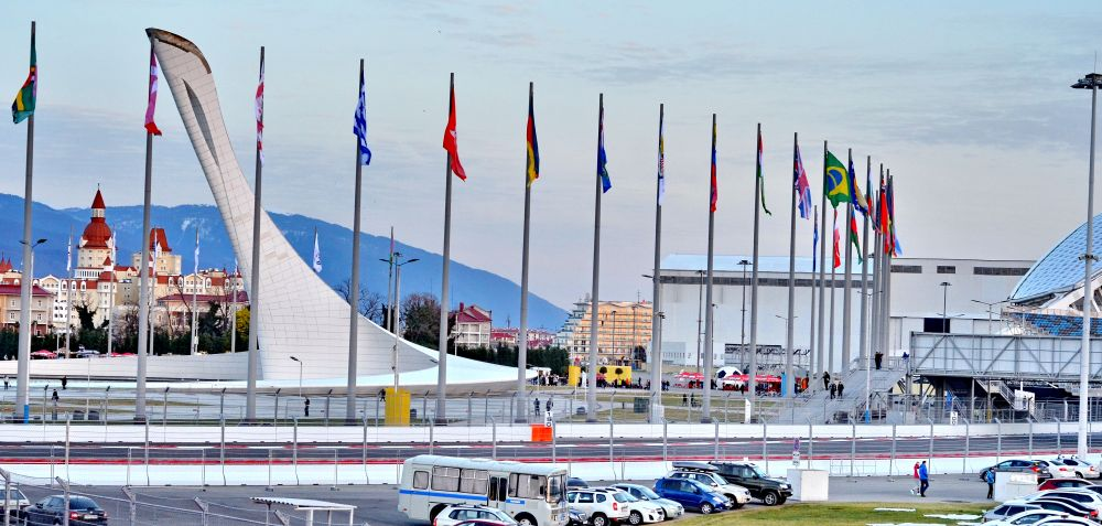 The Russian Grand Prix Preview, 9-11 October 2015