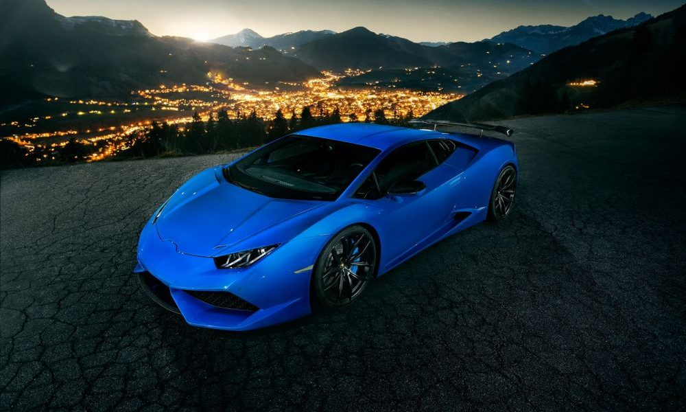 Lamborghini Huracan N-LARGO now available!