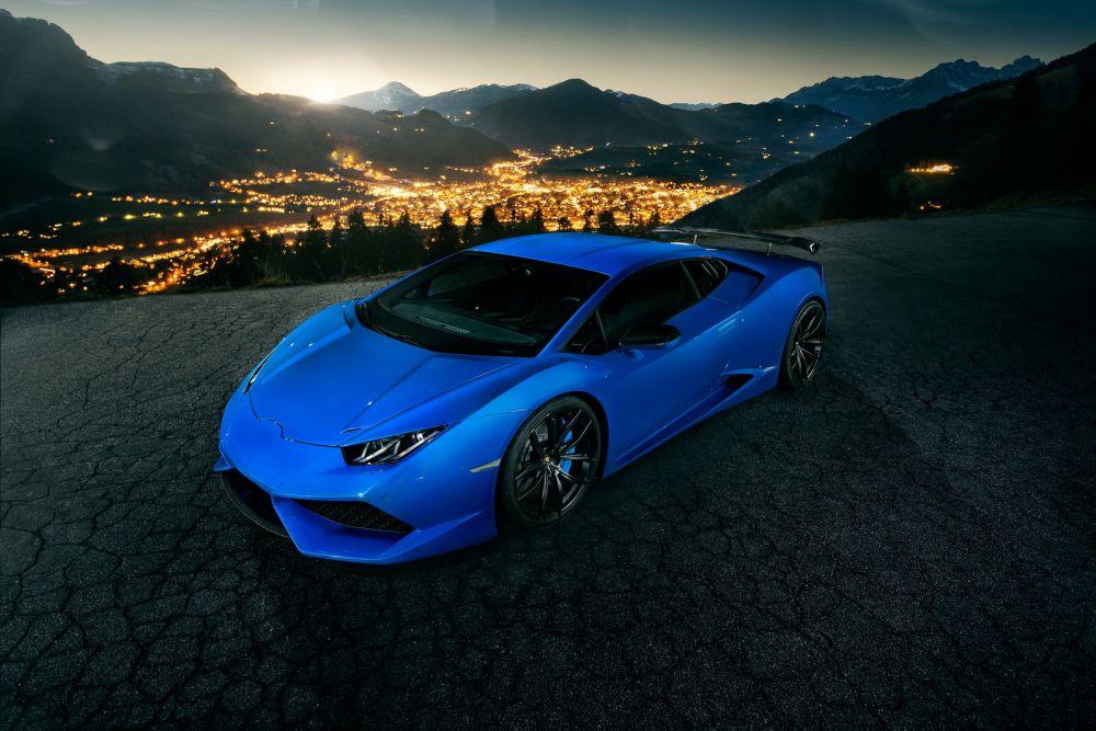 Lamborghini Huracan N-LARGO now available!