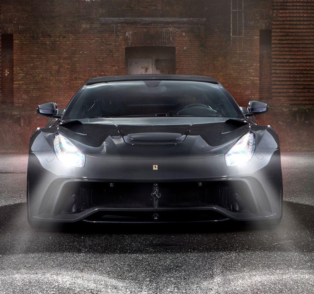 Novitec Release New N-Largo S For Ferrari F12