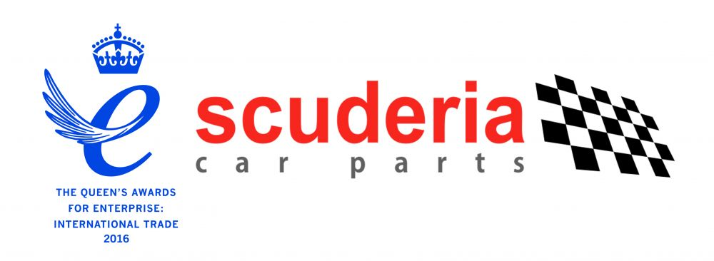 Scuderia Car Parts recognised with Queen's Award for Enterprise