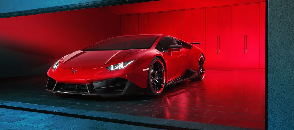 Novitec convert the Lamborghini Huracan RWD with all new upgrades