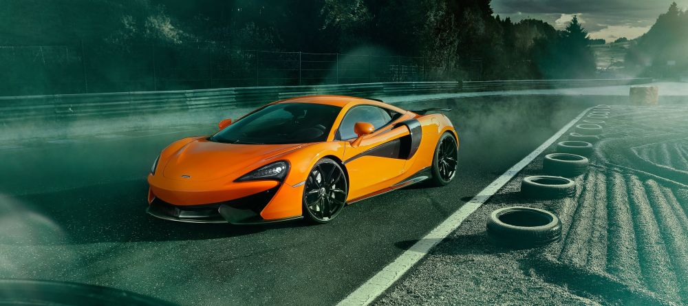 Novitec launches new tuning range for McLaren with the McLaren 570S