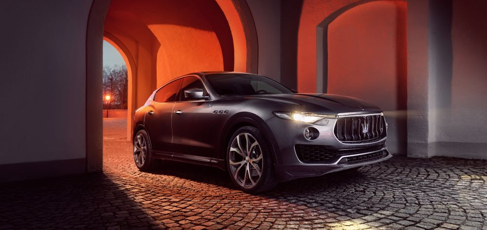 Novitec upgrades its first ever SUV, the Maserati Levante