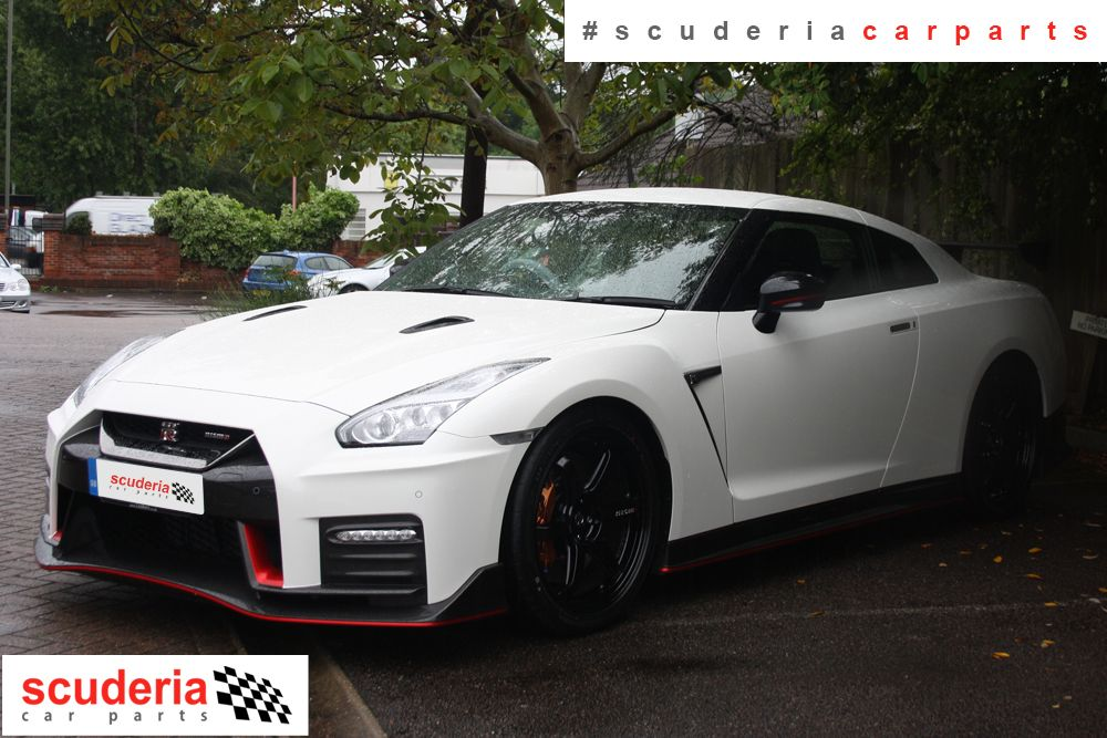 The car that broke the rulebooks: Nissan GTR