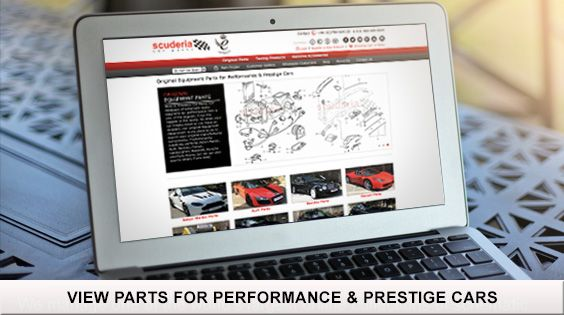 View Parts for Perfomance & Prestige Cars
