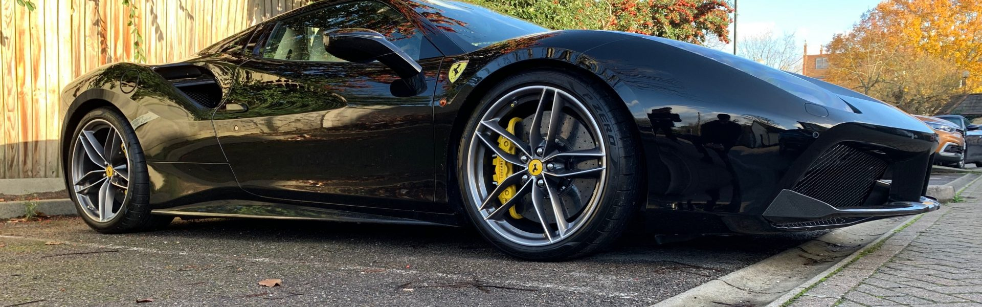 Ferrari 488 Upgrades: Sport Exhaust, Carbon Fibre, and Lowering Springs