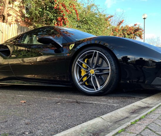 Ferrari 488 Upgrades: Sport Exhaust, Carbon Fibre, Lowering Springs and Spacers, Power Kit
