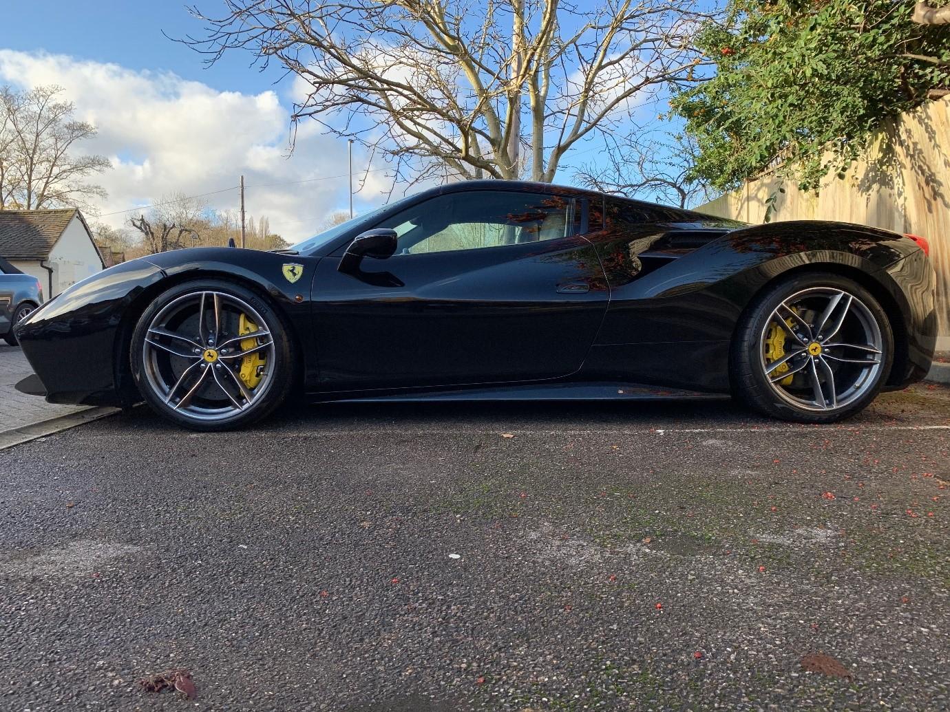 Ferrari 488 Upgrades: Sport Exhaust, Carbon Fibre, and ...