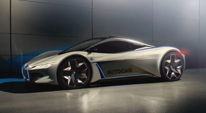 BMW plots a supercar to take on McLaren