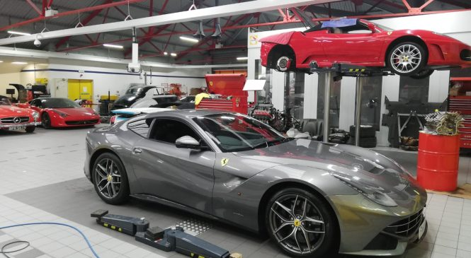 Ferrari F12 – Sports Exhaust System By Novitec