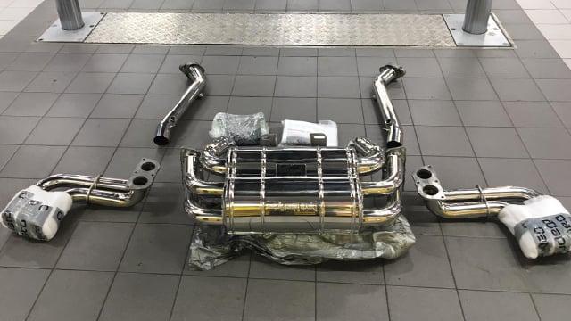 Ferrari 360 Capristo