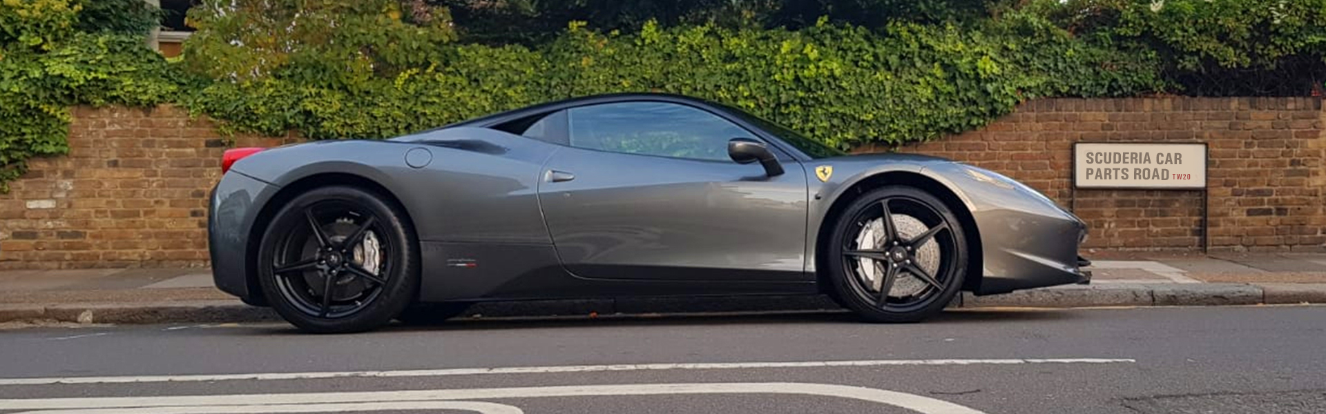 Ferrari 458 with Novitec sports exhaust – the result is sensational