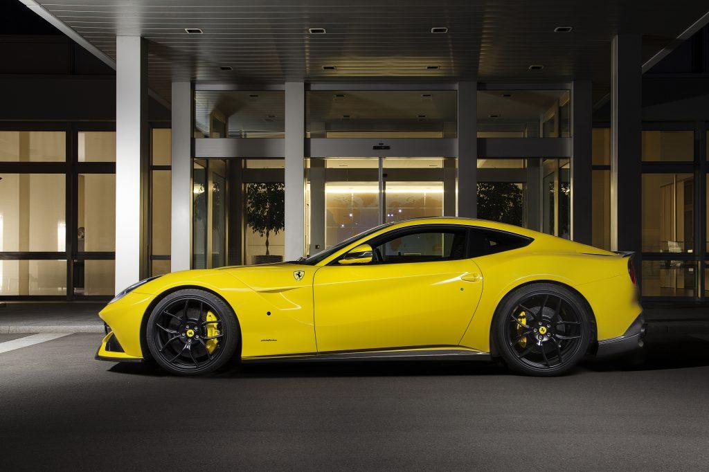 Ferrari sport springs