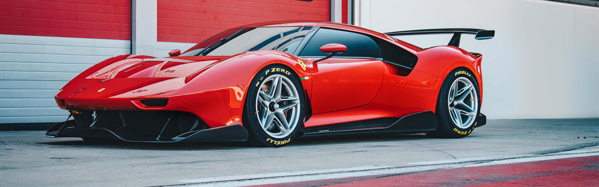 Why are most Ferrari's red?