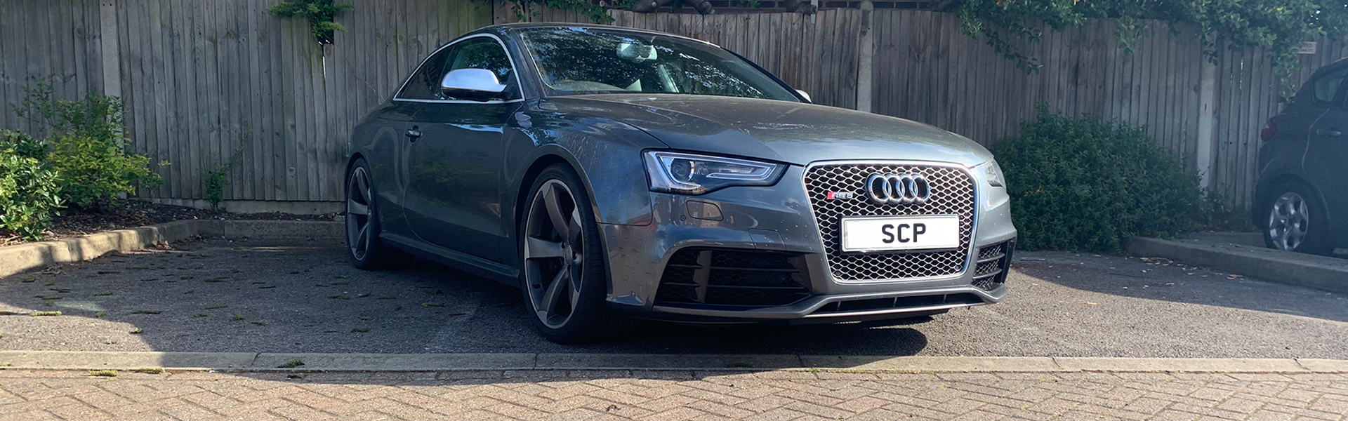 Audi RS5 reborn with a new raucous soundtrack