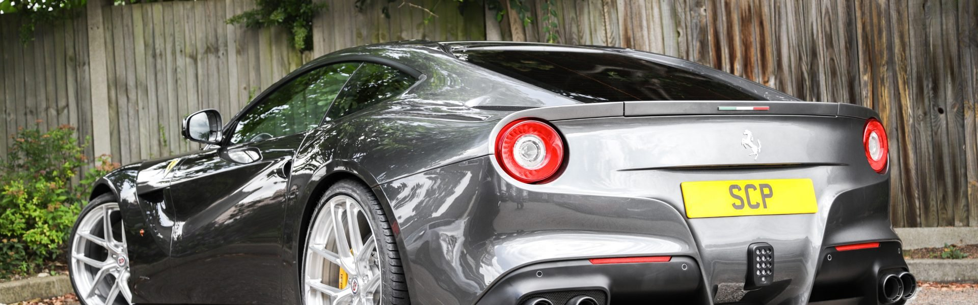 We turn the F12 up to 11 – Novitec Exhaust & Springs, HRE wheels