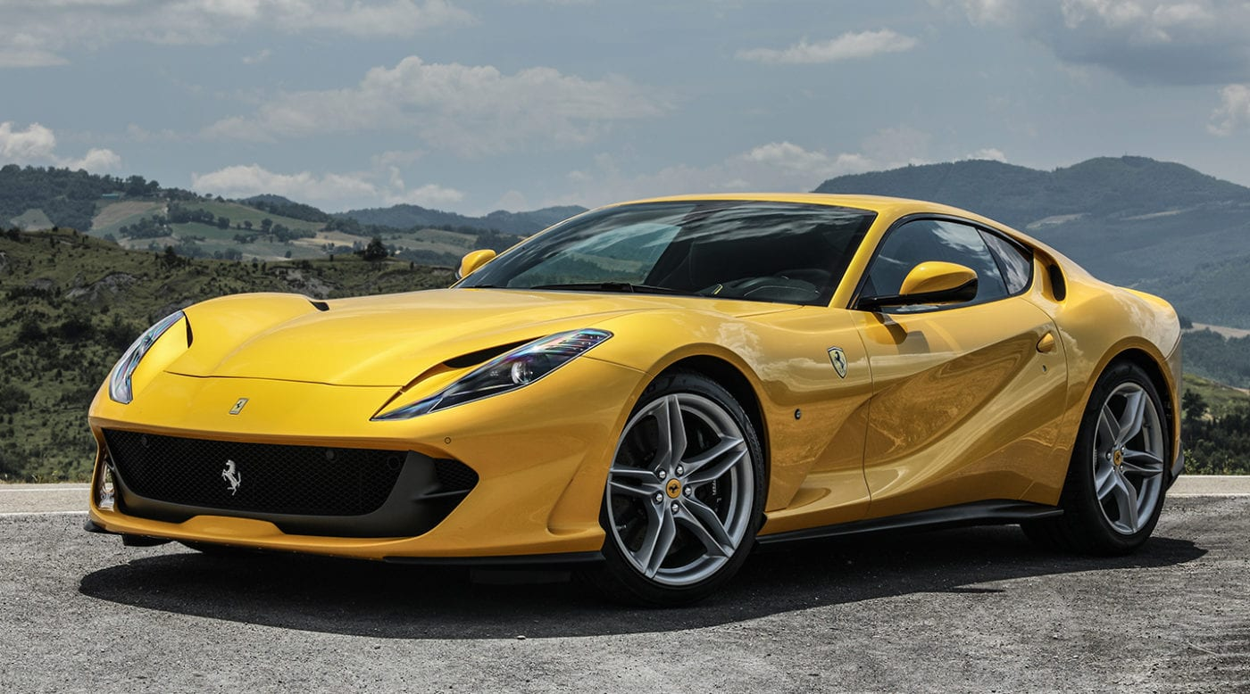 The Novitec Ferrari 812 W Sports Springs Wheels A Stance Like No Other Scuderia Car Parts