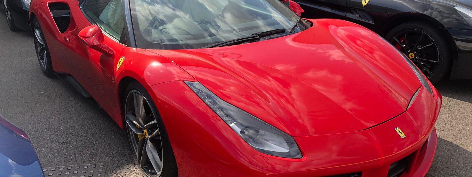 Ferrari 488 Spider – The Final 10%…