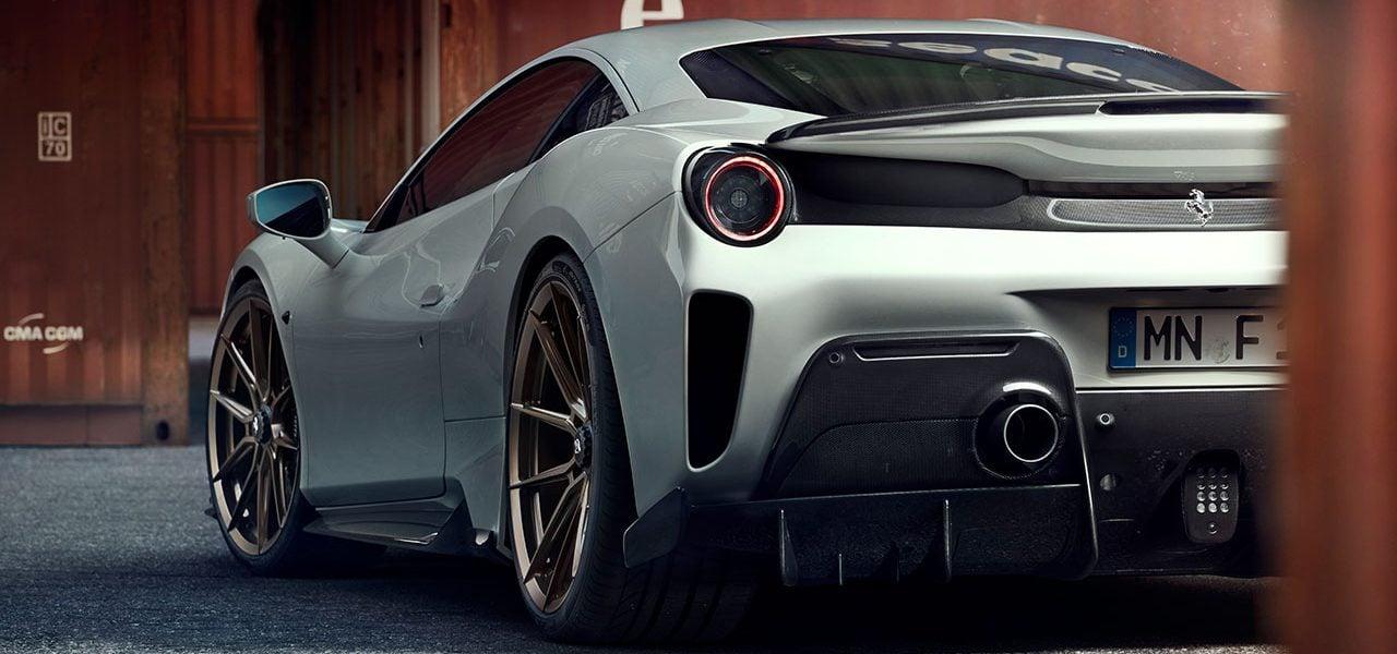 488 Pista – The ultimate exhaust