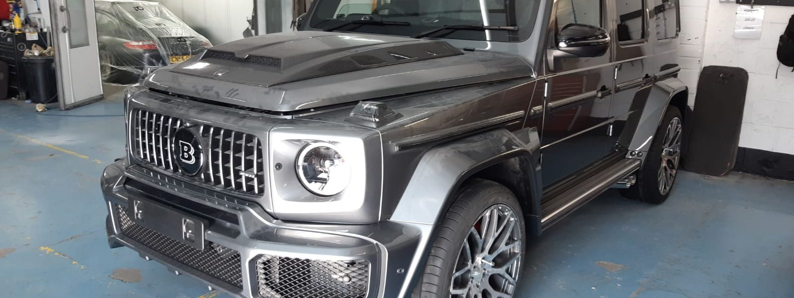 Brabus Widestar – The G63's final form