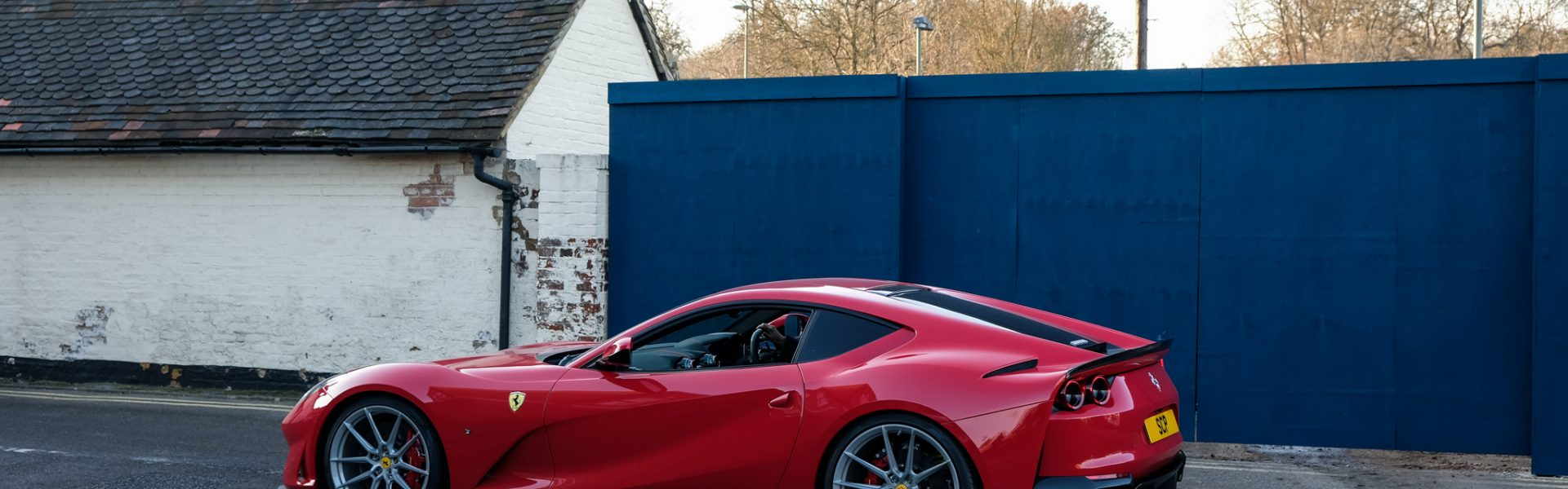 Ferrari 812 – full conversion