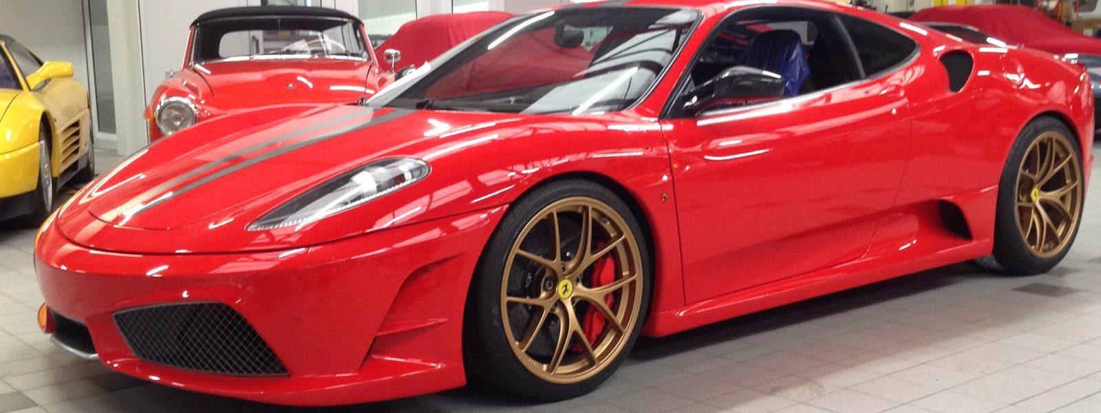 430 Scuderia – BBS FI-R wheels