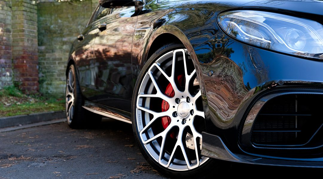 Under the radar – the E63 S for the real petrolheads