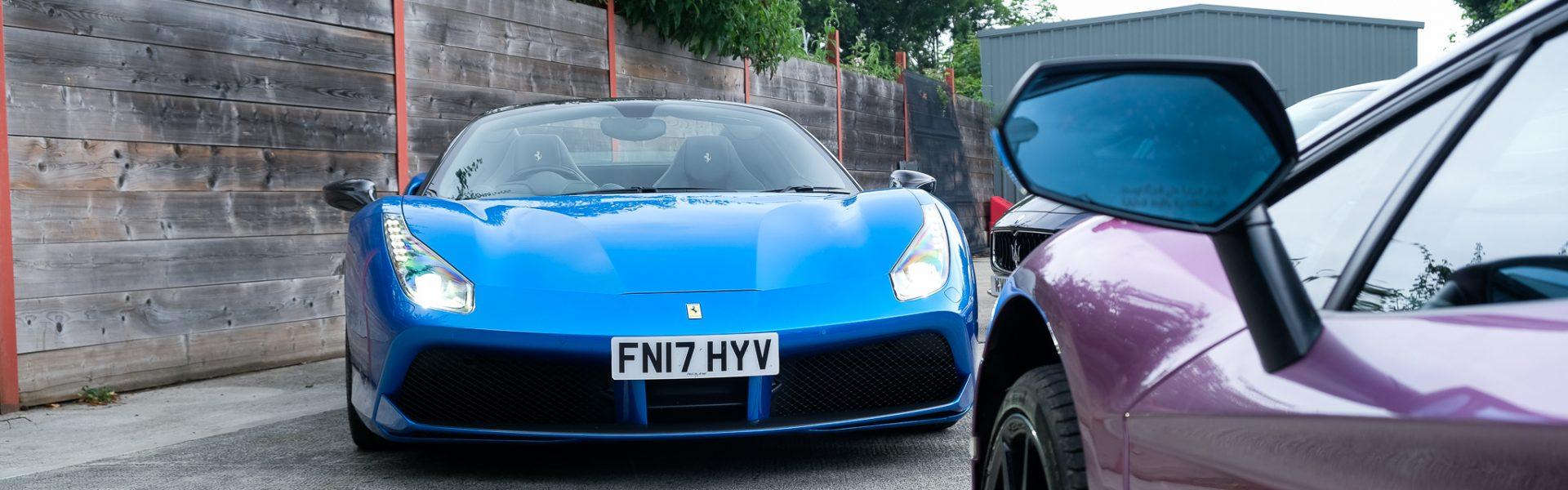 The UK's best 488 Spider?
